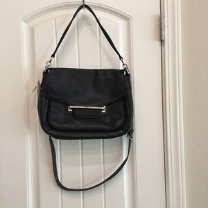 Coach crossbody black purse